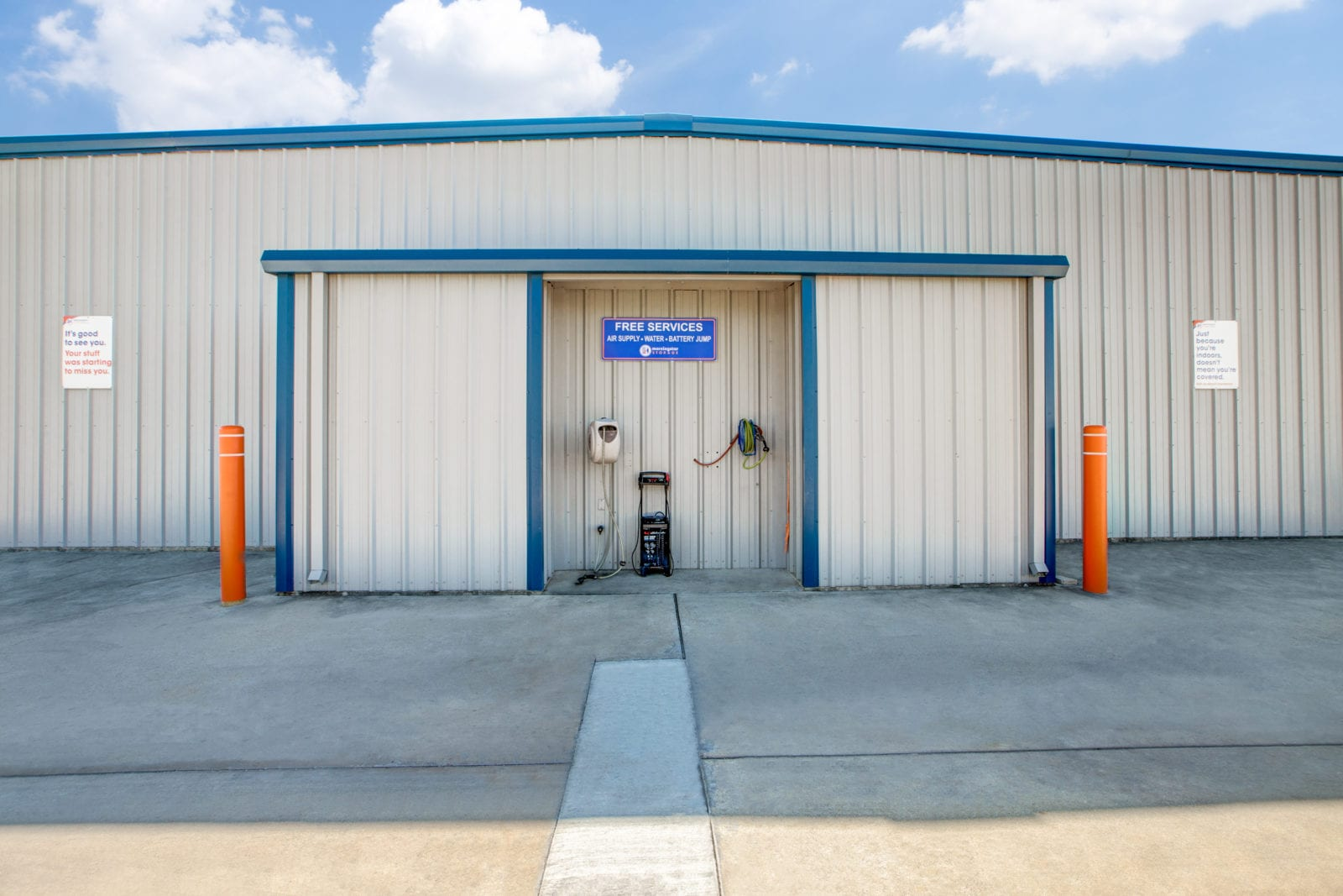 Morningstar Storage Cypress, TX Air and Water Station
